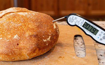 High Hydration Bread