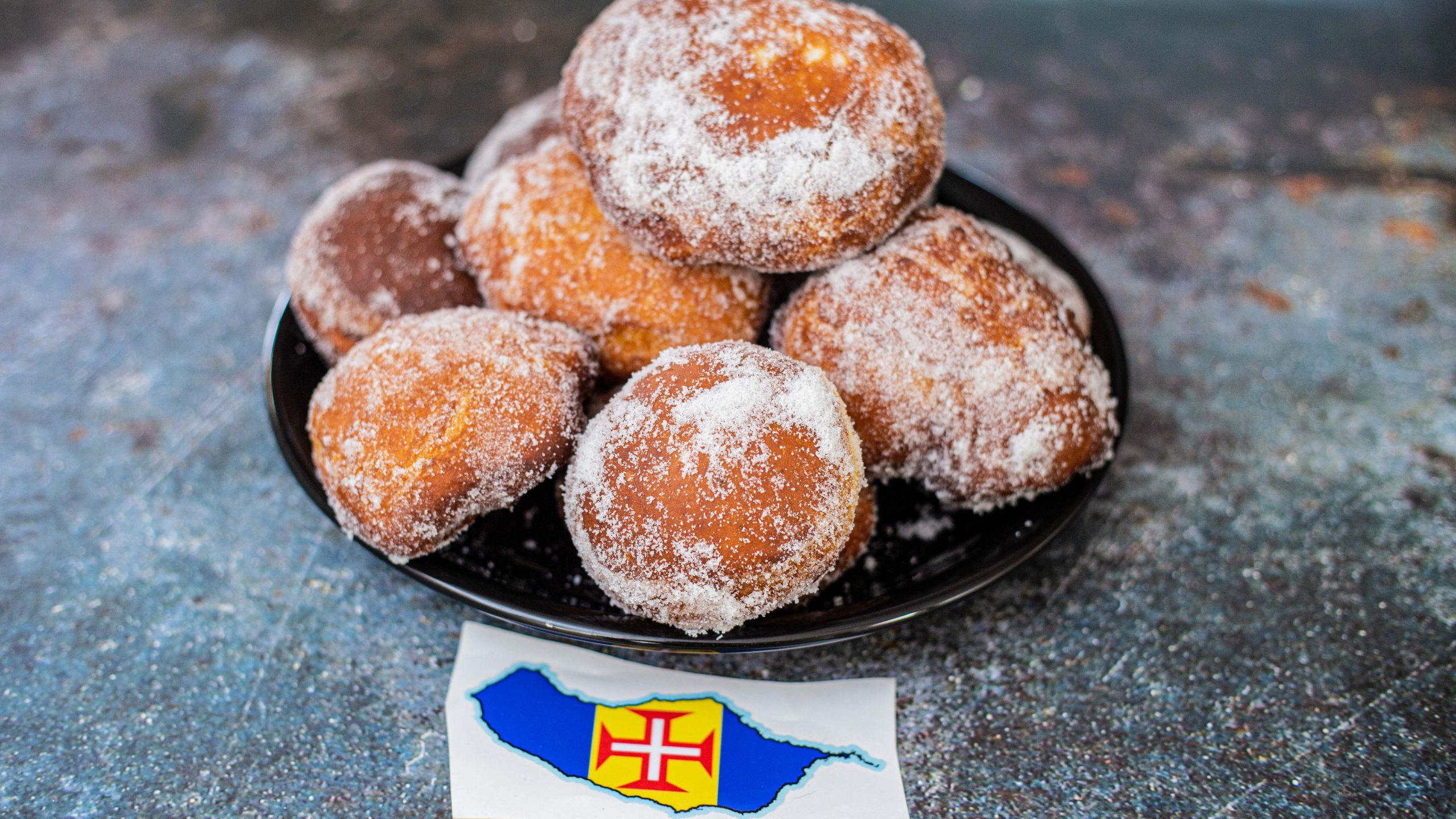 Malasadas Donuts Just Cook With Michael