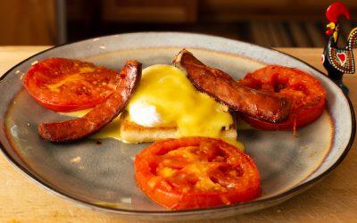 Portuguese Eggs Benedict