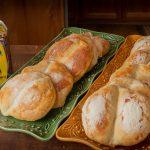 Papos Secos | Portuguese Bread Rolls