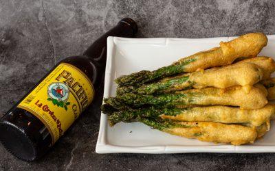 Beer Battered Asparagus