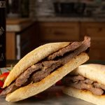 Prego- Portuguese Garlic Steak Sandwich
