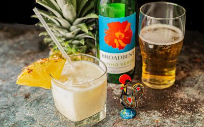 Nikita | Cocktail From Madeira Island