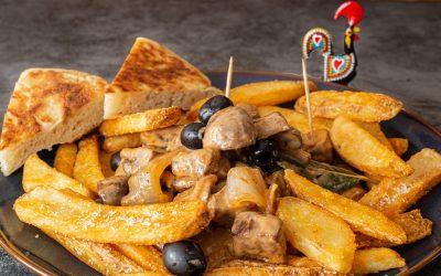 Picado | Madeira Island Sautéed Steak Tips
