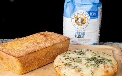 World's Easiest Bread