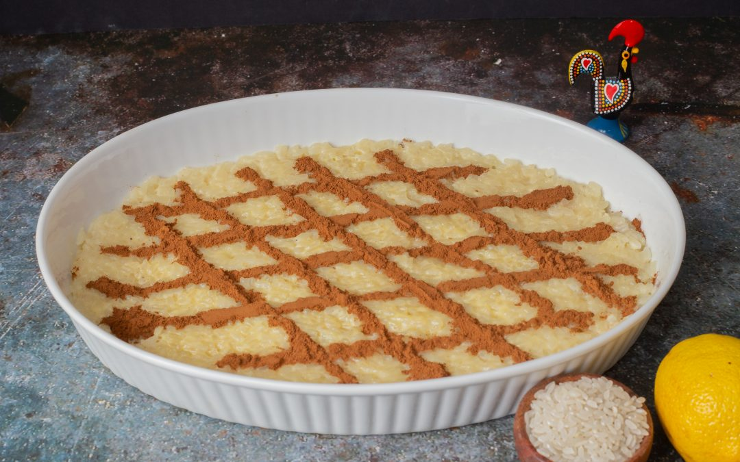 Arroz Doce | Portuguese Sweet Rice