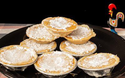 Queijadas Da Vila | Portuguese Cheesecake Tarts