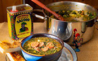 Caldo Verde | Portugal's Famous Green Broth Soup