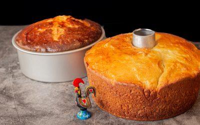 Portuguese Sweet Bread | Massa Sovada